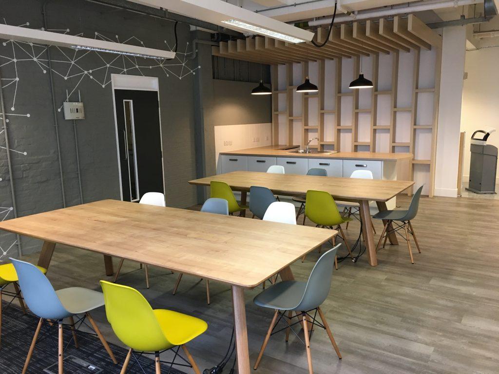Staff Breakout Area, London